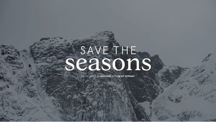 """Bergans of Norway on Twitter: """"Help us Save the Seasons!🌎 Together with  @WWFNorge we will get the seasons on @UNESCO's World Heritage list. This  will oblige politicians to tighten climate measures, and"""